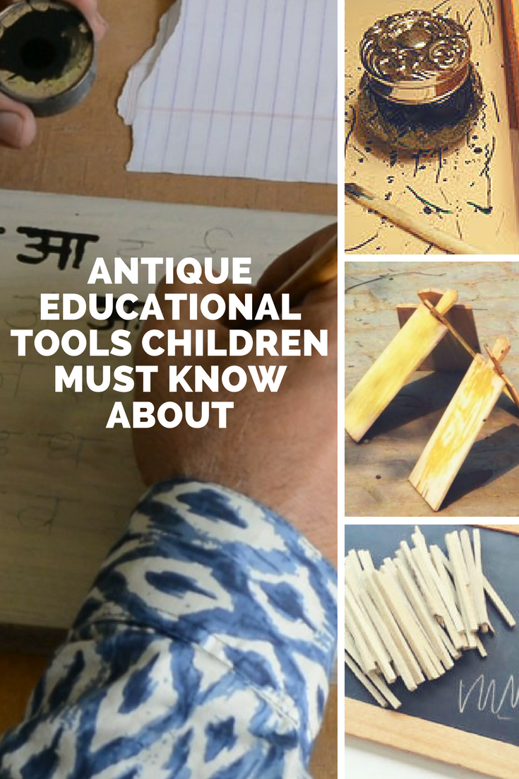 Antique Educational Tools Children Must Know About